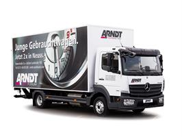 lkw transporter mieten autovermietung arndt neuss d sseldorf. Black Bedroom Furniture Sets. Home Design Ideas